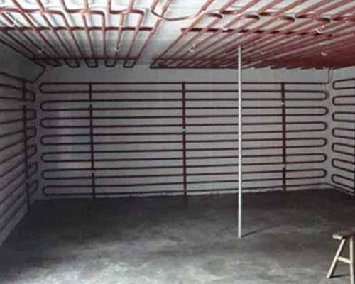 貴州赤水排管冷庫安裝