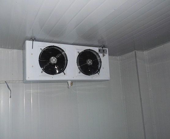 食品冷藏冷庫安裝
